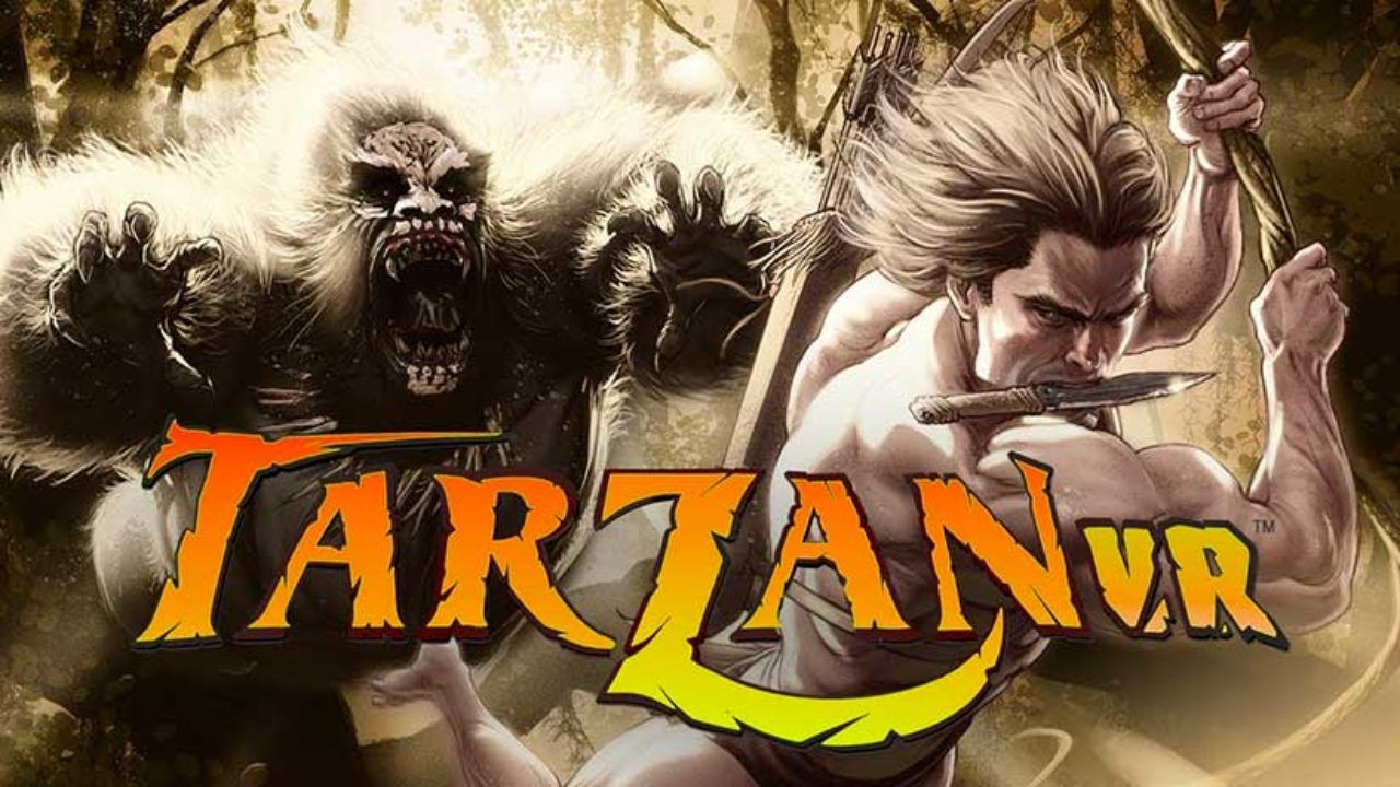 "Tarzan VR™ Issue #1 - ""The Great Ape"" REVIEW"