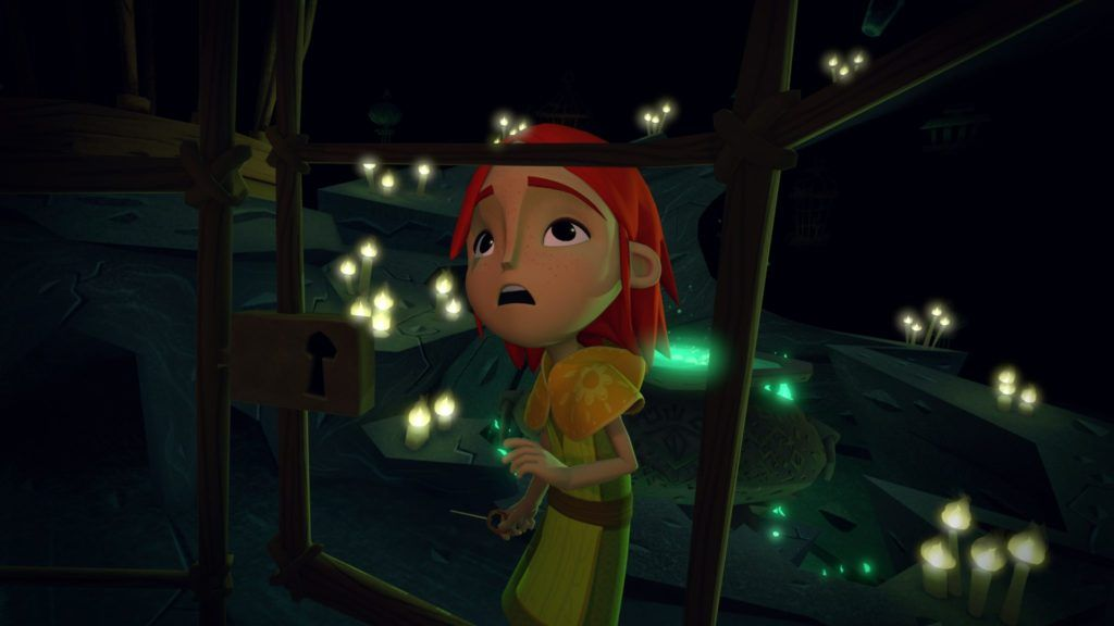 New Quest exclusive interactive VR movie from Baobab Studios: Baba Yaga