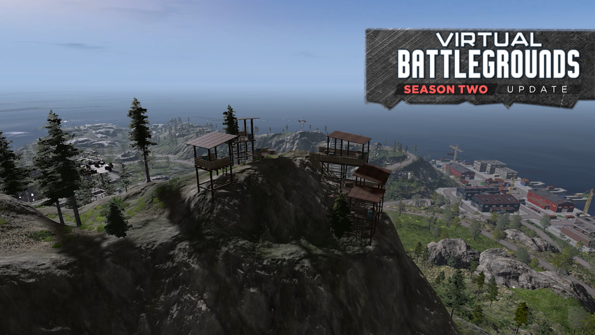 Second season of the VR battle royale game Virtual Battlegrounds will launch December 17th