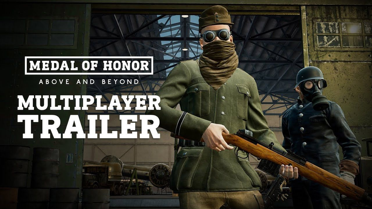 Medal of Honor: Above and Beyond will release with a full multiplayer mode