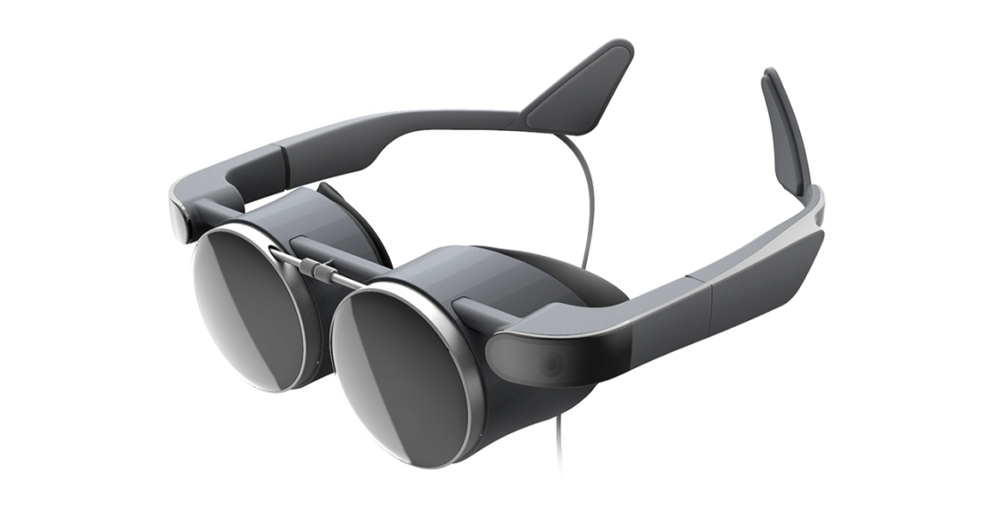 Panasonic unveils new specs for its slim VR glasses