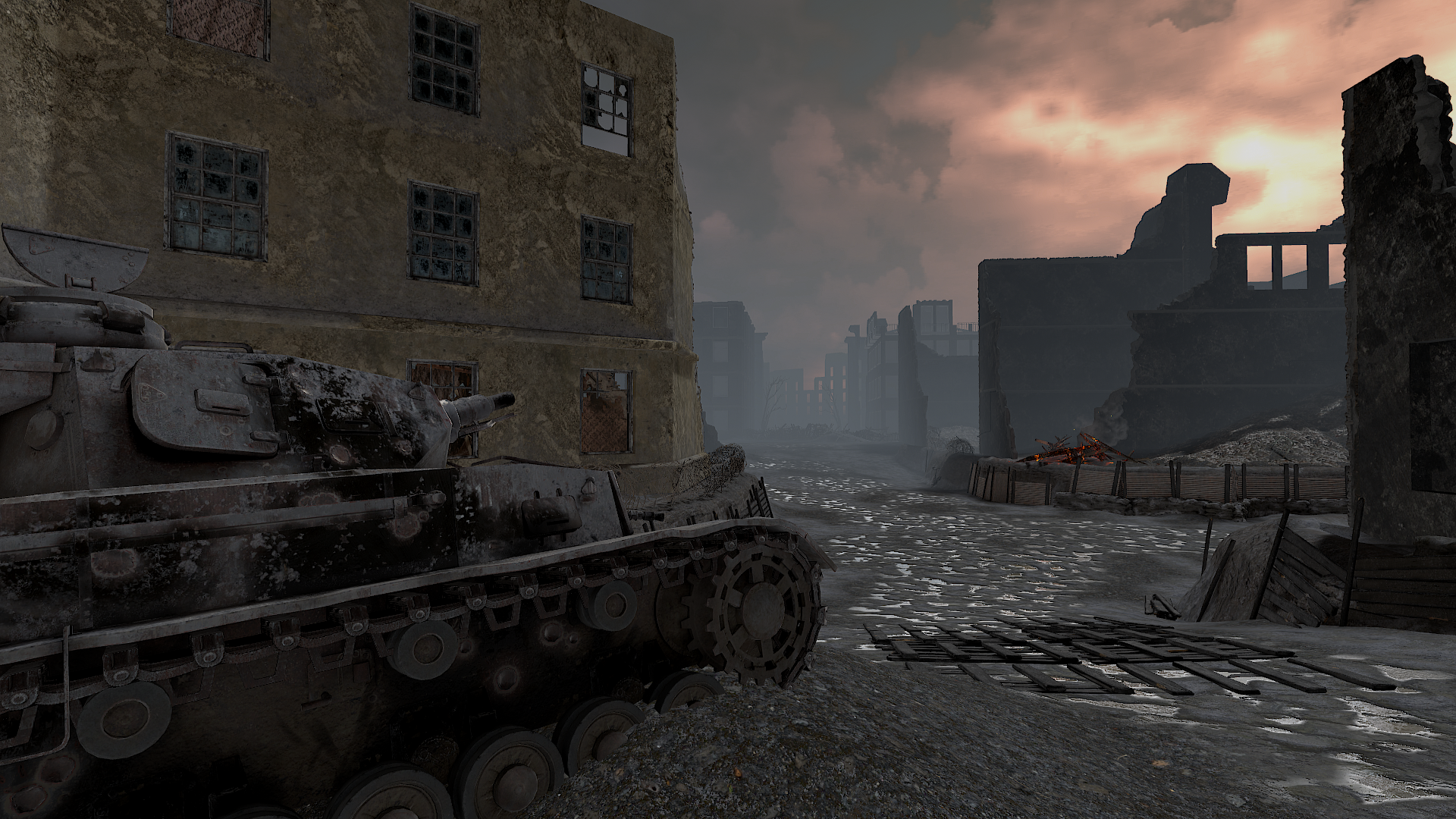 Huge new update for VR shooter Pavlov VR adds WW2 tanks and weapons