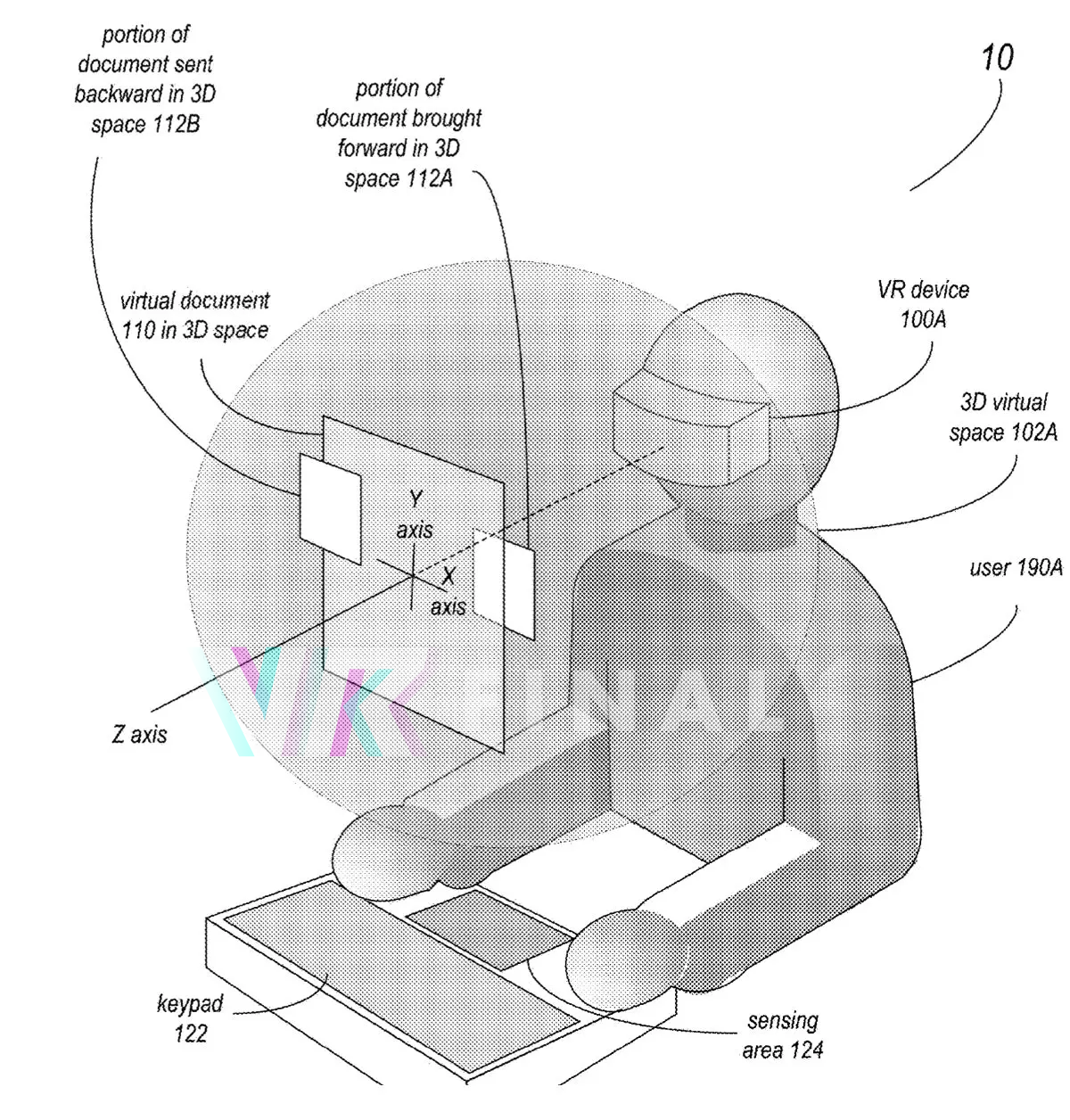 The Apple AR VR Glasses/Headset patent application has recently been updated with a concept for 3D document editing technology.