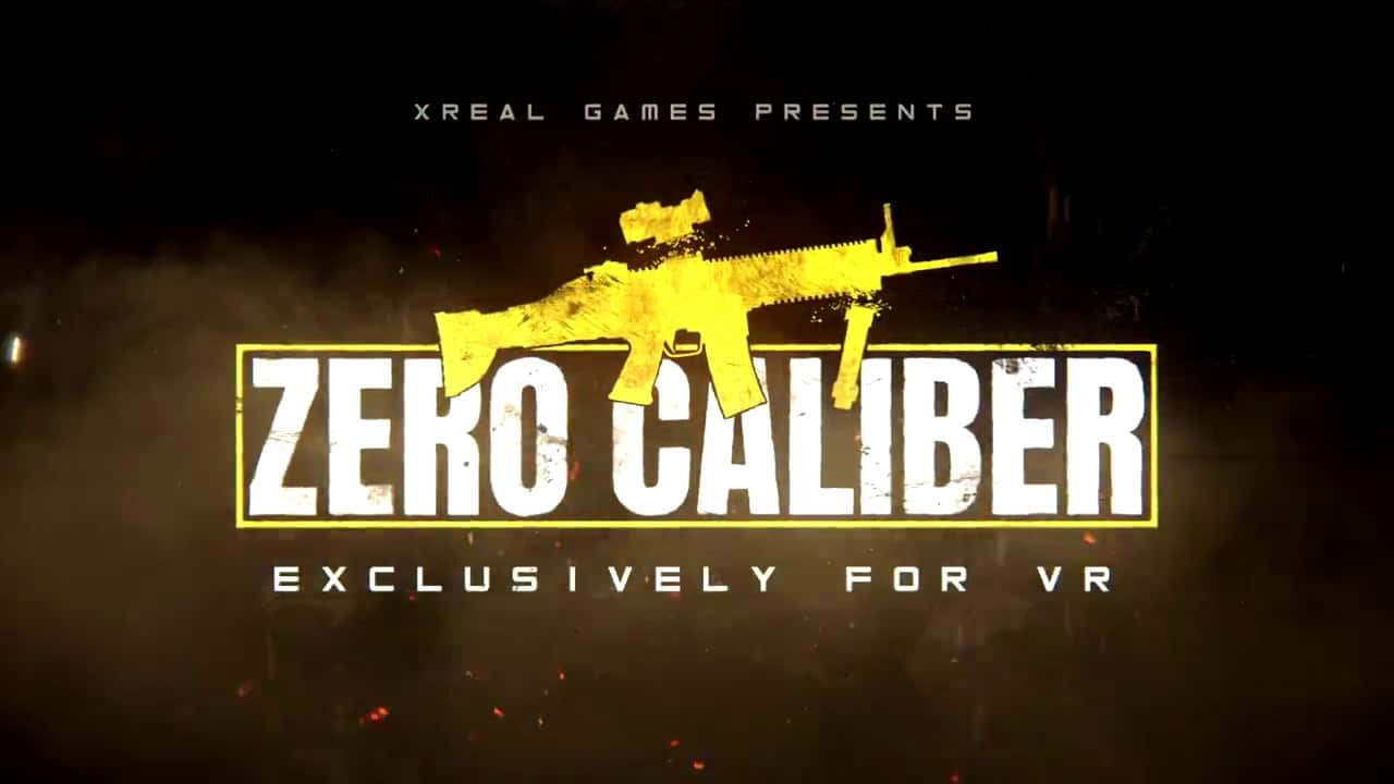 VR FPS, Zero Caliber: Reloaded, coming to Oculus Quest