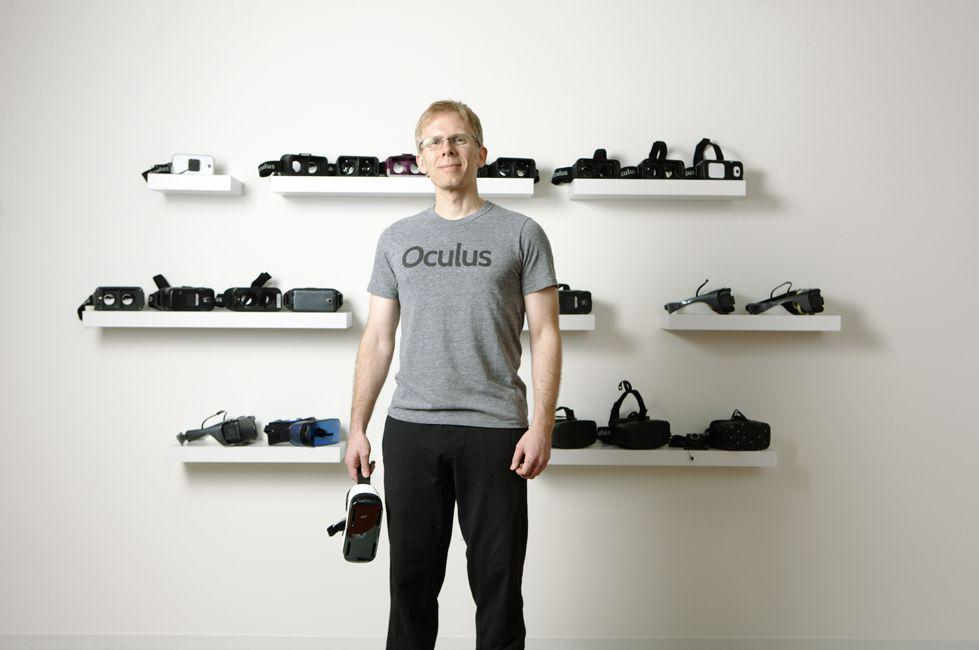 "John Carmack: Oculus Facebook acquisition ""the correct thing"""