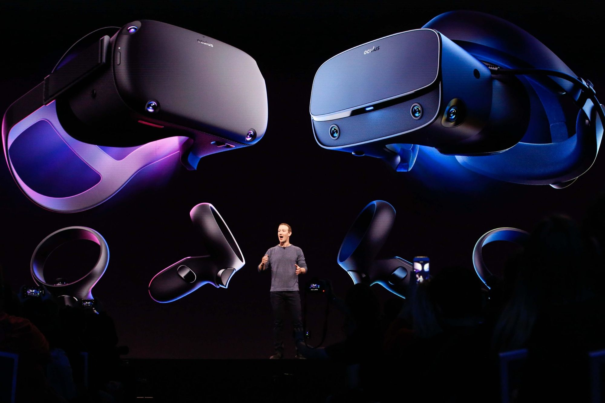 The Facebook Oculus partnership has some steadfast supporters, and one of them is former Facebook consulting CTO John Carmack.