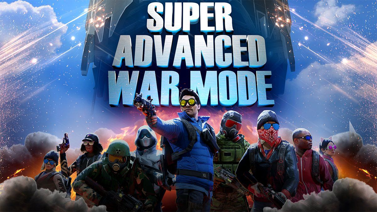 POPULATION: ONE 'Super Advanced War Mode' Launches Tomorrow