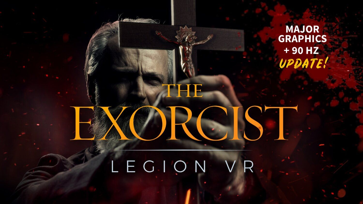 New Quest 2 update for The Exorcist: Legion VR improves graphics and refresh rate