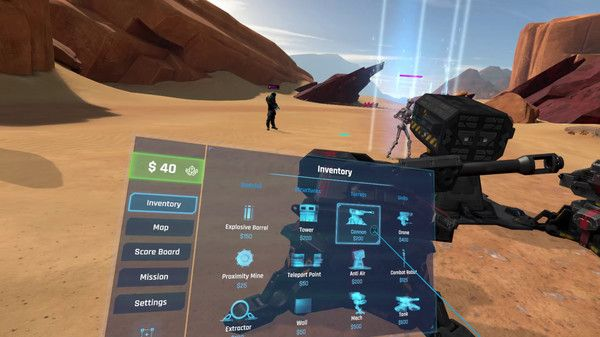 Guardians VR: Can't Decide Between FPS or RTS? Try This FPS RTS Hyrbid