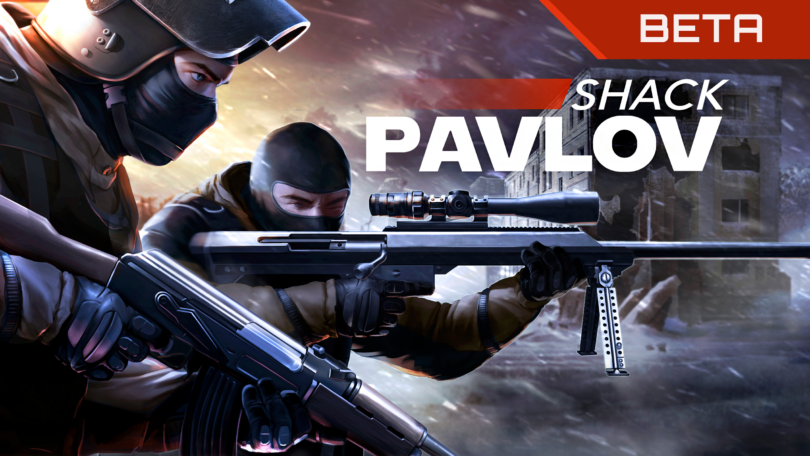 Pavlov Shack is the first game confirmed for PSVR 2