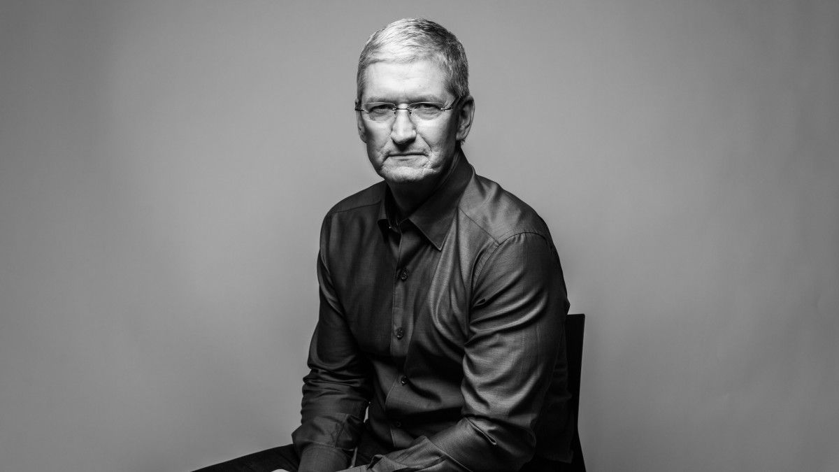 Apple AR: Tim Cook on Improving Conversations With Augmented Reality