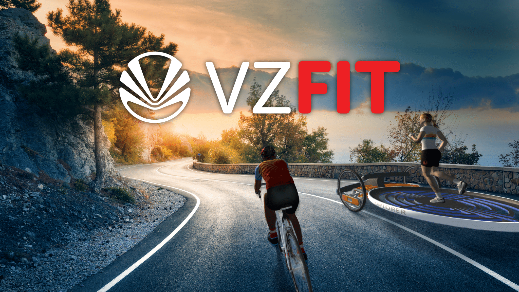 VR Cycling Simulator VZfit Hits Quest Store With Street View